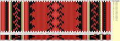 Tradisjonelle belte-mønstre. | Vevstua Bull-Sveen