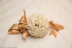 Ribbon and Florals | Visit nkfloraldesign.com for more #nkfloraldesign #flowers #wedding #bouquets | Crane's Photography