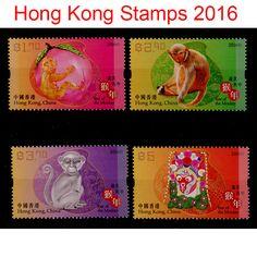 $4.74 (Buy here: https://alitems.com/g/1e8d114494ebda23ff8b16525dc3e8/?i=5&ulp=https%3A%2F%2Fwww.aliexpress.com%2Fitem%2F4-pieces-set-Hong-Kong-China-postage-stamps-2016-Year-of-the-Monkey%2F32615906298.html ) 4 pieces/set Hong Kong China postage stamps 2016 Year of the Monkey for just $4.74