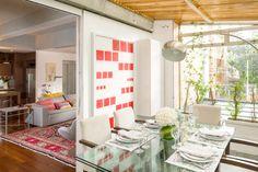 Colorido y personal http://revistaaxxis.com.co/apartamentos-loft-en-bogota