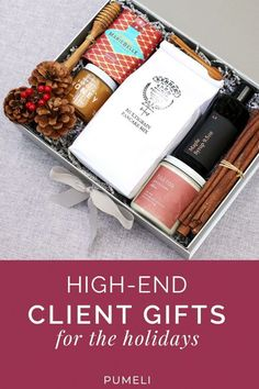 Find one-of-a-kind corporate gifts and company their personal gifts for your office. Corporate Christmas Gifts, Corporate Gifts, Corporate Giveaways, Corporate Design, Custom Gift Boxes, Customized Gifts, Holiday Gift Baskets, Holiday Gifts, Holiday Decor