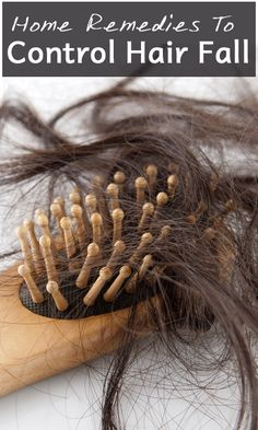 There are several home remedies and hair fall tips. Here we list some of the most effective home remedies for hair fall that also prevents hair ...