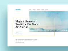Elegant Financial Tools For The Global Art Market  Fast, secure and simple international or domestic transfers of payment via credit card or bank wire with no limits both online and mobile.  Press ...