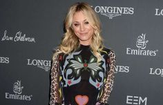 Kaley Cuoco Opens Up About Having