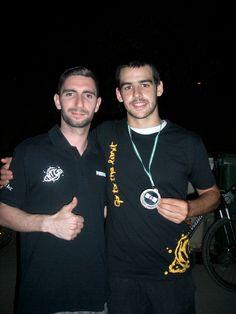 Subcampeón de Andalucía sub23 de Triatlón Cross Óscar Torres!! Go To The Limit!!