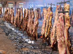An Argentine BBQ - La Pampas, Argentina
