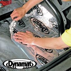 BLACK 10455 - Dynamat Xtreme 36ft Bulk Pack Sound / Vbration Damping for an Entire Car