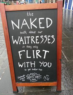 Come on Inn: Funniest signs to lure you into the boozer