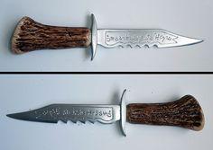 NUEVO sobrenatural Ruby cuchillo cuchillo de por scottwheelis