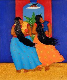 Fernando Olivera, Two Women