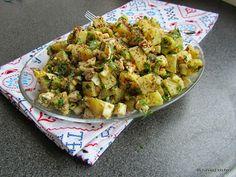 Mijn mixed kitchen: Yumurtalı patates salatası (Turkse aardappelsalade met ei)