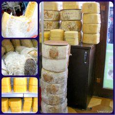 Turkish Cheese - #Kars Gravyer Peynir