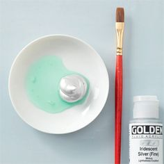 Use household items to make your own scratch off paint. Perfect for handmade Valentines, lottery tickets, and coupons.
