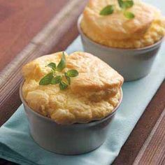 Cheese Souffles Recipe
