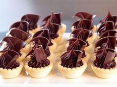 Ganache de chocolate y coco. Osvaldo Gross