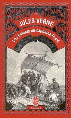 Les enfants du capitaine Grant. Jules Verne