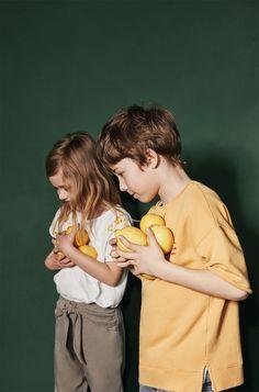 ZARA - #zaraeditorial - KIDS - KIDS | prints + prints