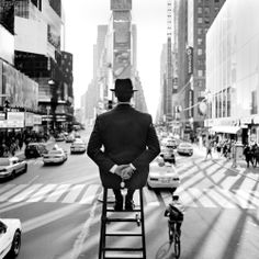 """Rodney Smith. S) Wouldn't it be cool just to do this and be like """"Yes, I'm awesome, be jealous!) I think it would :)"""