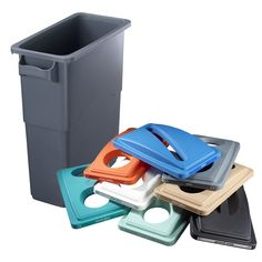 Need to make your office more eco friendly? Try our range of colour coded recycling boxes.