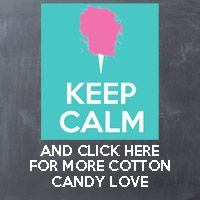 Cotton Candy Cake Cookies - I love cotton candy ANYTHING!!!