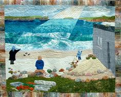 Pictorial Quilts - Sheena J. Norquay