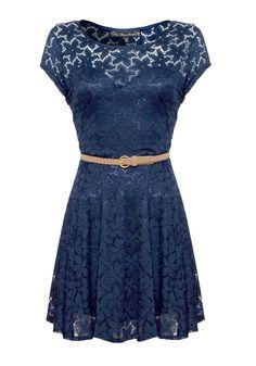 Mela lace flower dress (28 pounds)