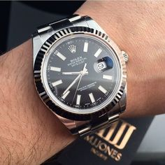 Kick starting the day with this Beauty #Rolex datejust 2 in and available Whatsapp for details 447453296417
