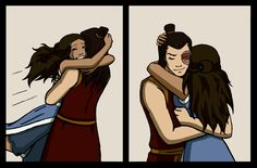 """ ZUTARA WEEK DAY EUPHORIA (x) So as a sort of a headcanon I guess, I was thinking that when they decided to start a family, they might've tried a lot but nothing happened and just. Katara Y Zuko, Avatar Zuko, Team Avatar, Fan Art Avatar, Fiction Film, Avatar The Last Airbender Art, Korrasami, Fandoms, Film Books"