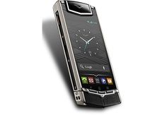 Vertu TI, The $ 10,000 Android Smartphone | Comes with Android 4 ICS; features a 3.7 inch WVGA display and comes with dual cameras; 64 GB of built in storage and A-GPS and a battery that will give you up to 200 hours of standby time and up to 72 hours of talk time.