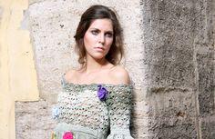 Sesión de fotos de moda para la colección de verano 2013 Spanish Graden de Francis Montesinos