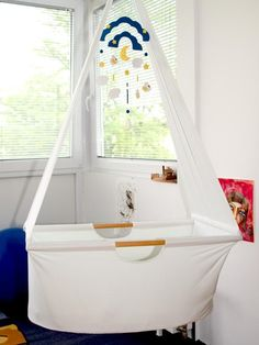 Pattern to make your own hanging cradle. The pattern is only $9.95!