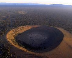 Hole in the Ground, Central Oregon