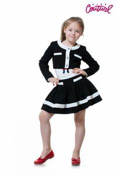 Костюм MiniLady / Первый раз в первый КЛАСС! Школьная форма Kids couture просто КЛАСС! От 164 грн / Одежда и обувь