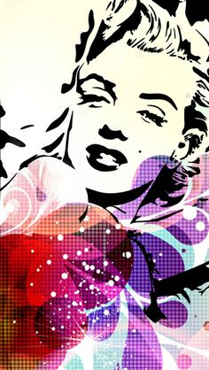 When I have my own house it will be covered with pictures of Marilyn.