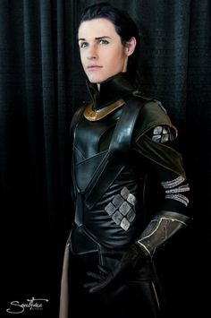 Loki Cosplay -Dressed for Jotunheim by Aicosu.deviantart.com on @deviantART