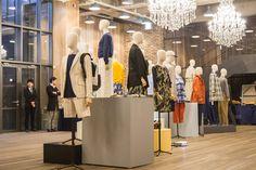 [GENTEE&CUSTOMELLOW] 코오롱의 새로운 여성브랜드 젠티 그리고 커스텀멜로우 2014 S/S 프레젠테이션 현장을 다녀오다. - 젠티,커스텀멜로우,강남역 카페 알베르 :: you may have it? - fashion blog