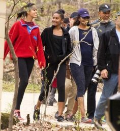 Imagine running into them while hiking