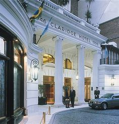 Claridge Hotel in Buenos Aires, Argentina - Been there