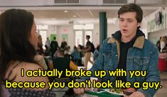 """12 Reasons """"Love, Simon"""" Is The Coming-Of-Age Movie You've Been Waiting For OMG I should of said this to my last boy friend Except it would of been because they don't look like a girl Love Simon Movie, I Love Simon, George Rr Martin, Great Love Stories, Love Story, Amor Simon, Jacques A Dit, Simon Spier, Becky Albertalli"""