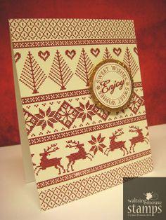 Waltzingmouse Makes...: Christmas
