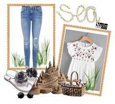 """""""sheinside"""" by milutinkastanko ❤ liked on Polyvore featuring Frame"""