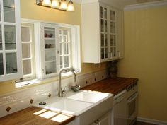 Historic IKEA Kitchen Remodel
