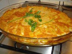 Receitas práticas de culinária: Bacalhau Espiritual