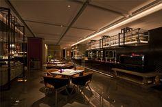 InterContinental Hotel lighting by GD-Lighting Design, Beijing – China » Retail Design Blog