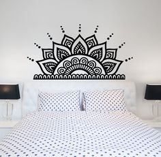 Wall Decals For Bedroom, Bedroom Decor, Wall Murals For Bedrooms, Bedroom Ideas, Wall Painting Decor, Wall Decor, Vinyl Decor, Wall Vinyl, Sticker Vinyl