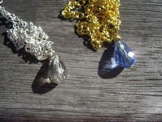 Sparkly Crystal Earrings/Necklace