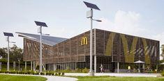 mcdonald's unveils net zero energy restaurant at disney world resort