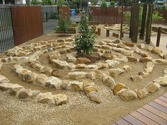 Labyrinth from Tessa Rose Landscapes