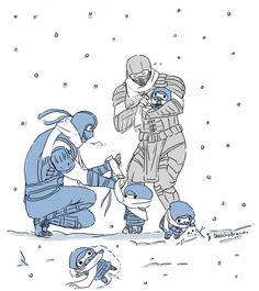 Kung jin and Fujin by kinokometal on DeviantArt Mortal Kombat Comics, Mortal Kombat Memes, Mortal Kombat Art, Kung Jin, Chibi, Predator Alien, Cartoon As Anime, King Of Fighters, Dark Souls