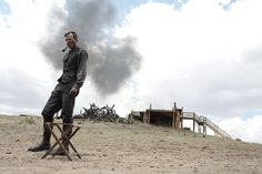 Daniel Day Lewis (as Daniel Plainview in There Will Be Blood)